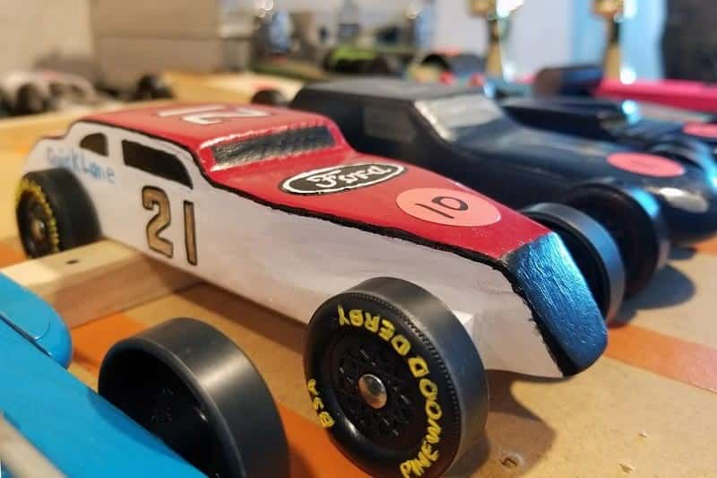 pinewood derby 2