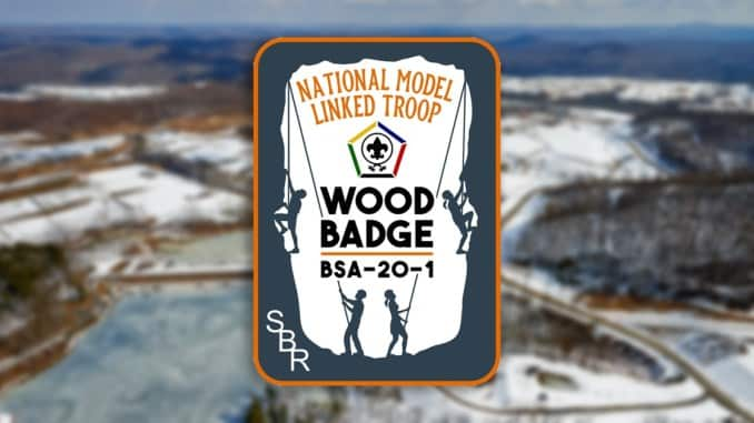 'Linked troop' Wood Badge course at SBR will blaze a new trail for training