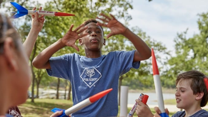Three new resources to make Cub Scout leaders stand up and do a cheer
